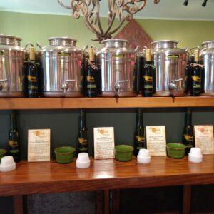 Varietal Olive oils